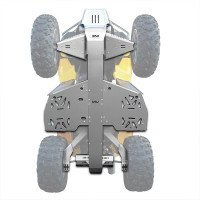 PROTECTION TOTALE XRW RENEGADE 500/800 (avant 2012) CHASSIS G1